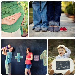 20 increíbles ideas para una sesión de fotos de maternidad