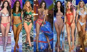 Y se abrió el cielo: todo sobre el desfile más sexy y angelical de Victoria Secret