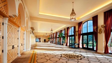 Foyer Casablanca Ballroom