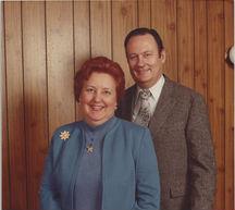 David and wife Betty Ebaugh (12/12/1930-7/14/2013)