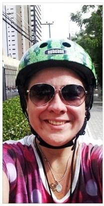 Daniella de Lavour Leitores que pedalam De Bike na Cidade Sheryda Lopes (5)