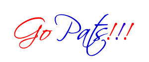 Go Pats!!!