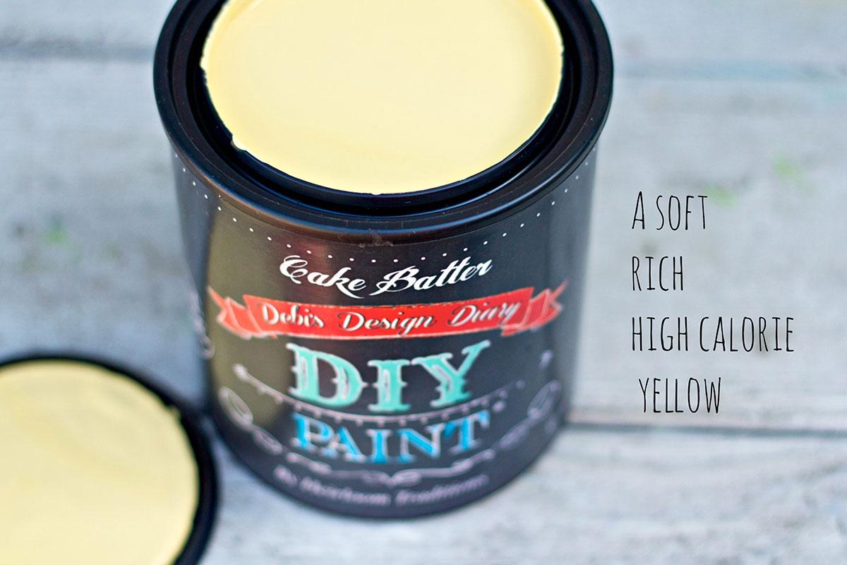 Seaglass DIY Paint  Debis Design Diary