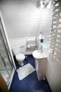 Piętro, łazienka sypialni północnej.