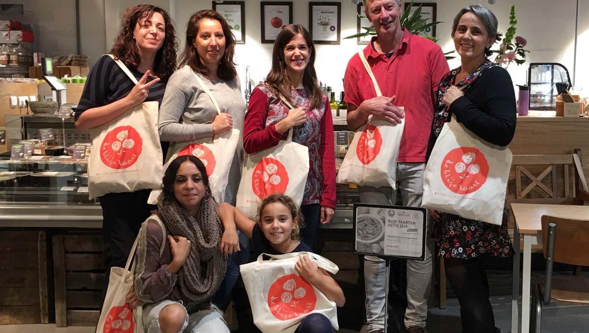 Blije Taarten Actie 2019: Geslaagd!!