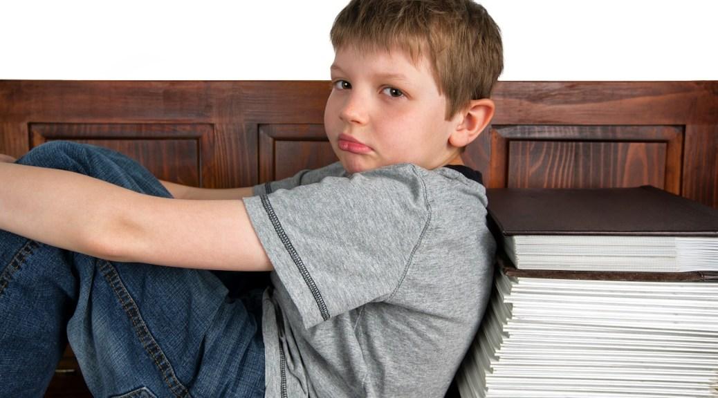 Dyslexie et devoirs