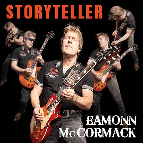 Storyteller Eamonn McCormack opent zijn hart