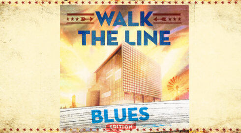 Walk The Line Blues | Tivoli Vredenburg op 1 augustus a.s.