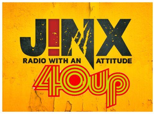 40UP Radio is terug via JINXradio.nl