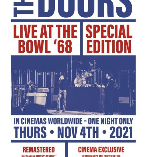 The Doors   Live At The Bowl '68 Special Edition'   op 4 & 7 november in de Bios