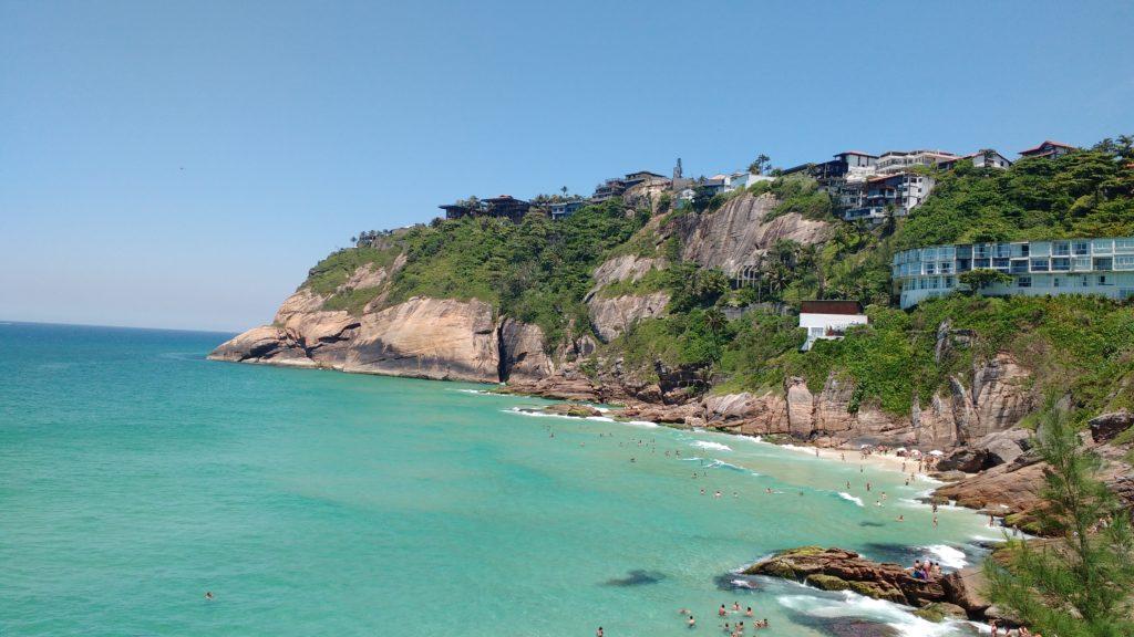 Praia da Joatinga, um paraíso no Rio de Janeiro. Veja fotos