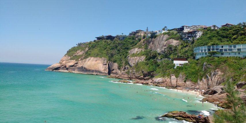 Praia da Joatinga, um paraíso no Rio de Janeiro