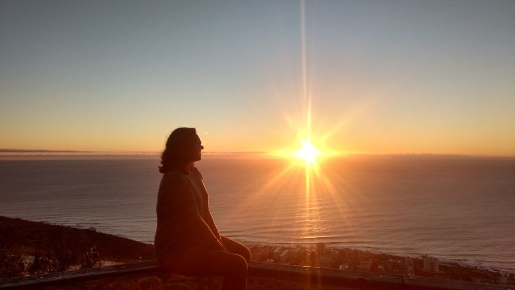 Como assistir ao pôr do sol na Signal Hill, na Cidade do Cabo