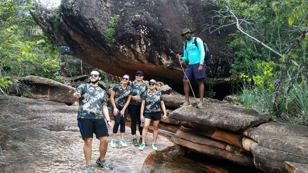 De Boa, é um guia de turismo profissional.