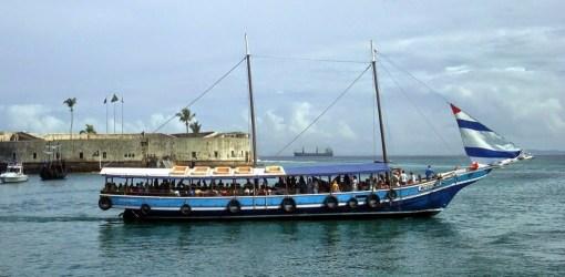 Pacote 2 (Centro Histórico, Mangue Seco, Praia do Forte)