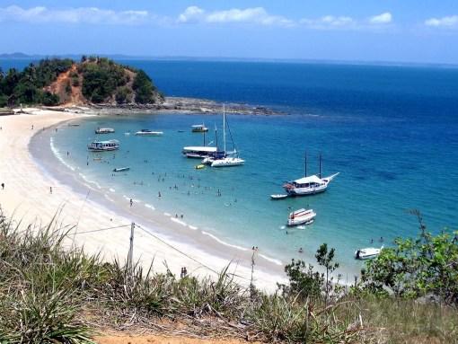 Passeio em Salvador – Ilhas Frades e Itaparica