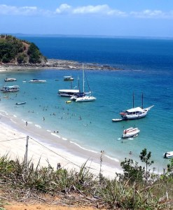 Passeio em Salvador – Das Ilhas