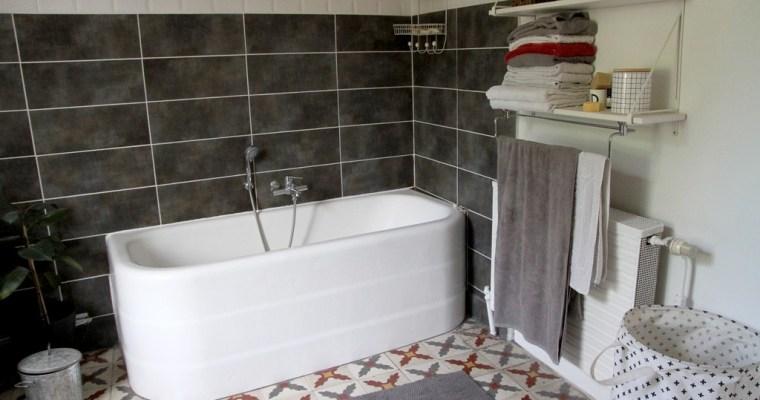 Ma vieille baignoire… comme neuve!