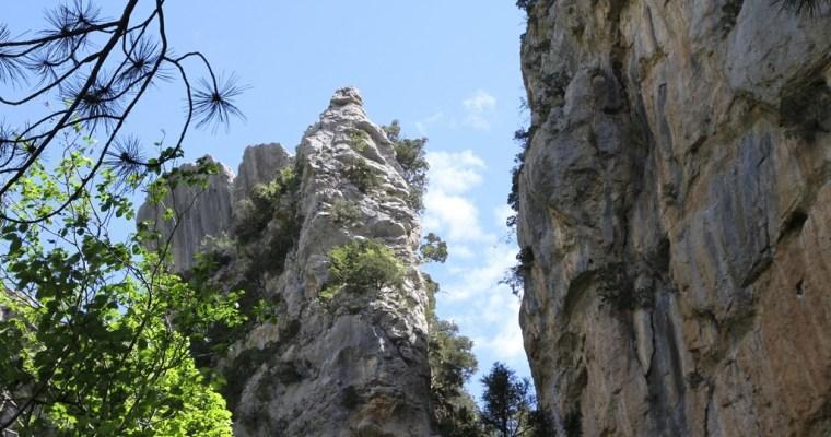 Rando dans les Gorges du Trévans