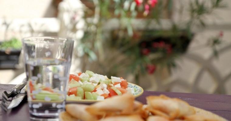 La salade d'été qui tire la langue à la rentrée