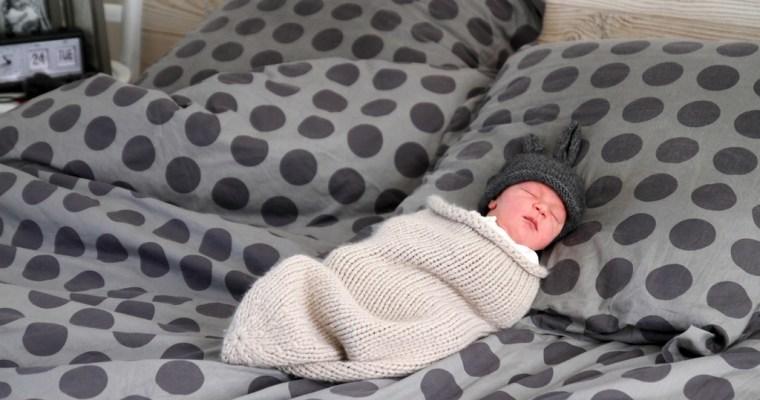 Notre retour à la maison 3 heures après la naissance