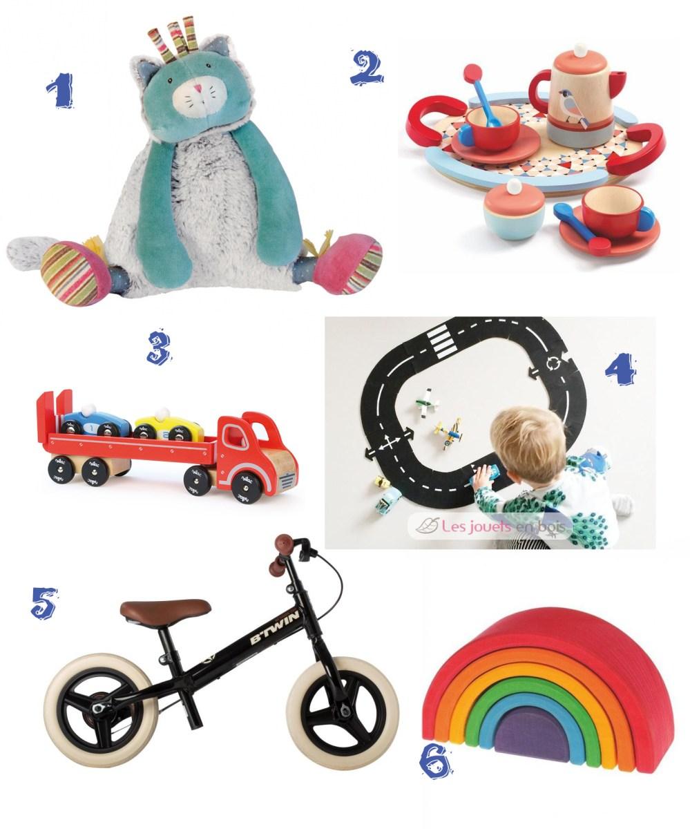 Des idées cadeaux pour un premier anniversaire