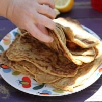 Les délicieuses crêpes marocaines: les Msemen