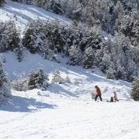 Le Champsaur en hiver sans ski