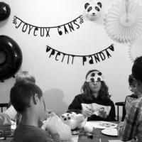 Les 6 ans de mon Petit Panda