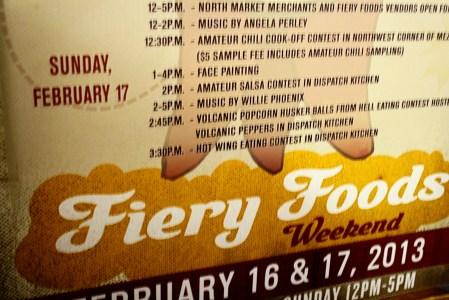 Firey Foods Fest 013