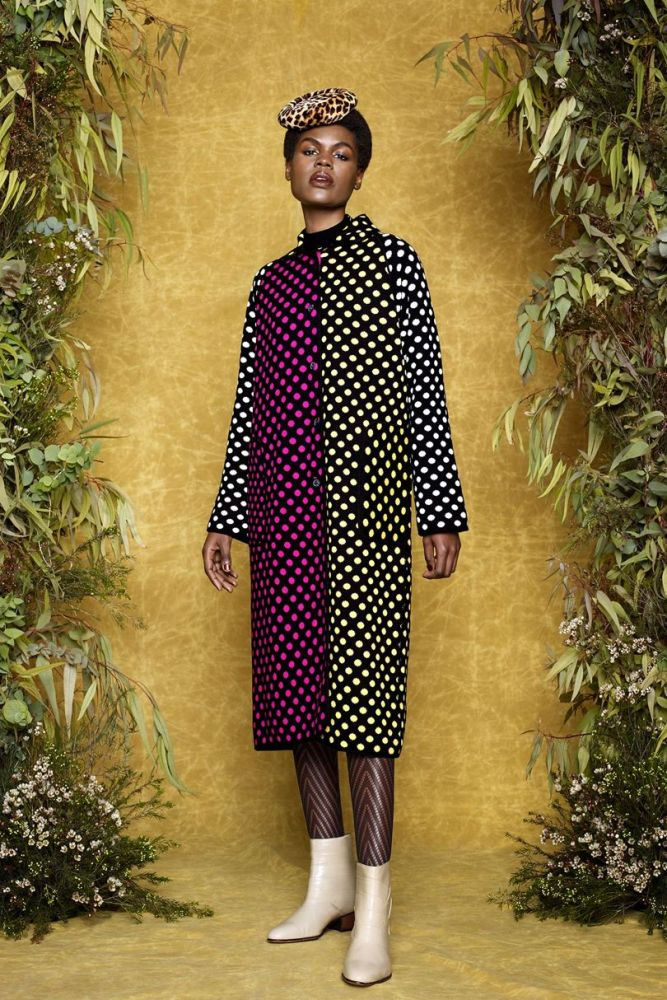 LOOKBOOK : Duro Olowu Presents Autumn/Winter 2017 Ready to ...