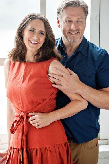Deborah Hirzel Ian Harkin Classic Couple 2