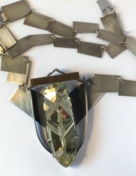 Deborah Aguado neckpiece