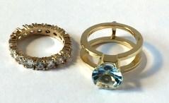 Wedding Rings Deborah Aguado