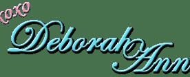 Deborah Ann Signature