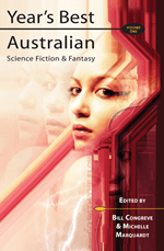 Years Best Australian Science Fiction & Fantasy 2005