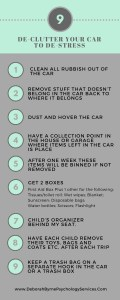 de-clutter your car to de-stress DBpsychology