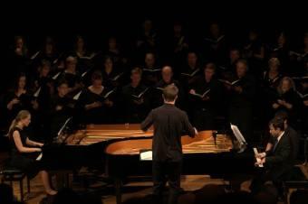 Brahms Requiem - live