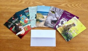 Greeting Cards for Cat Lovers