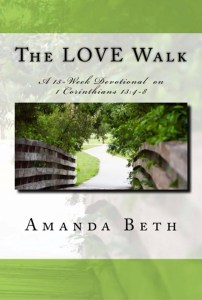 The Love Walk by: Amanda Beth