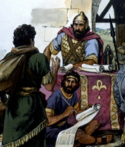 Samuel 29 david