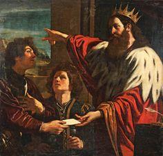 2 Samuel 11 David sent Uriah to the Frontline
