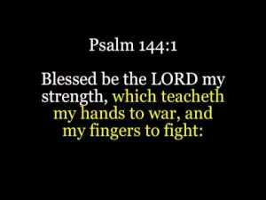 Psalm 144 1