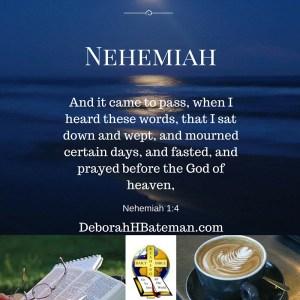 Nehemiah 1 4