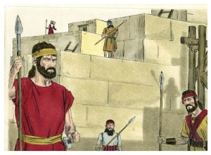 Nehemiah-Opposition Arises-50