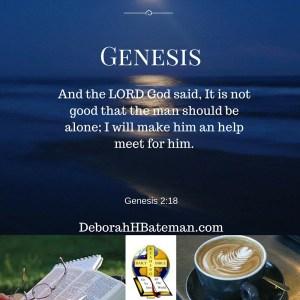 Genesis 2 18