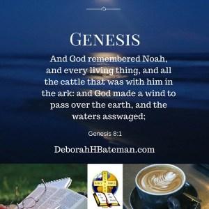 Genesis 8 1