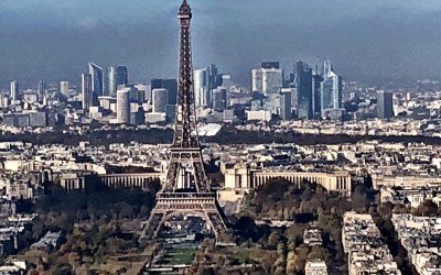 Four Great Rooftop Views of Paris