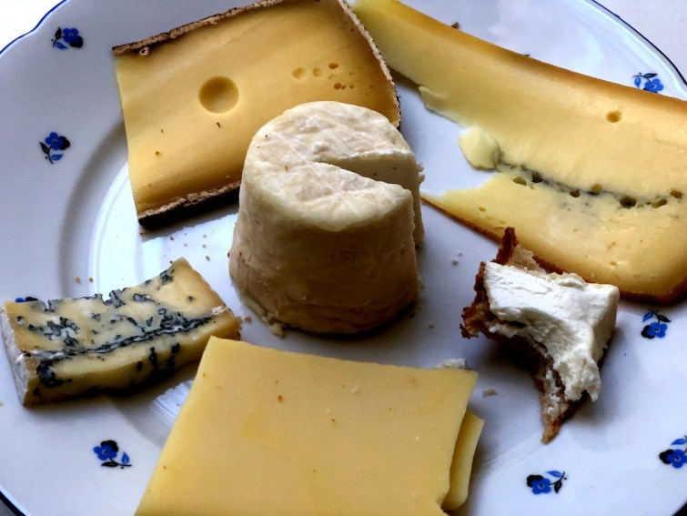 Franche-Comte Cheeses