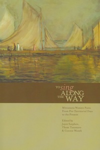 To Sing Along the Way: Minnesota Women Poets book cover
